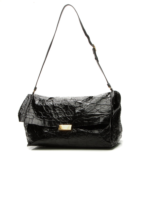 Stella McCartney Beckett Shoulder Bag - Black