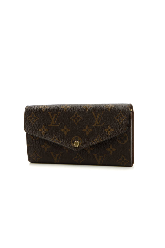 Louis Vuitton Sarah Wallet - Monogram