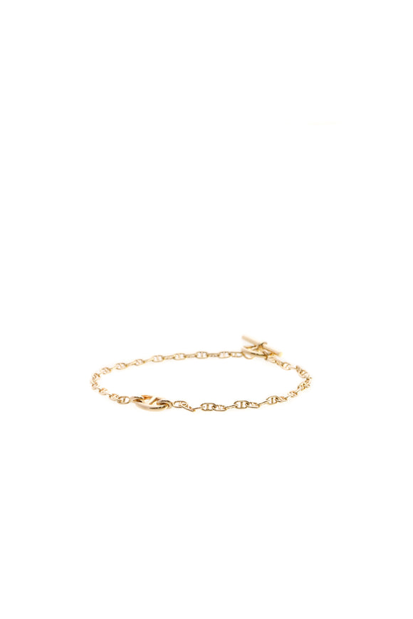 Hermes Very Small Farandole Bracelet - Rose Gold