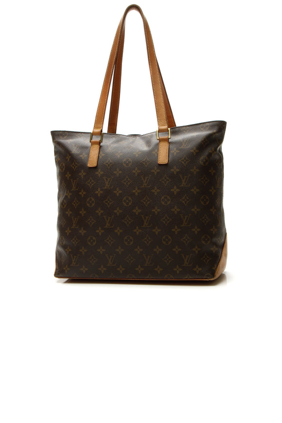 Louis Vuitton Vintage Cabas Mezzo Tote Bag - Monogram