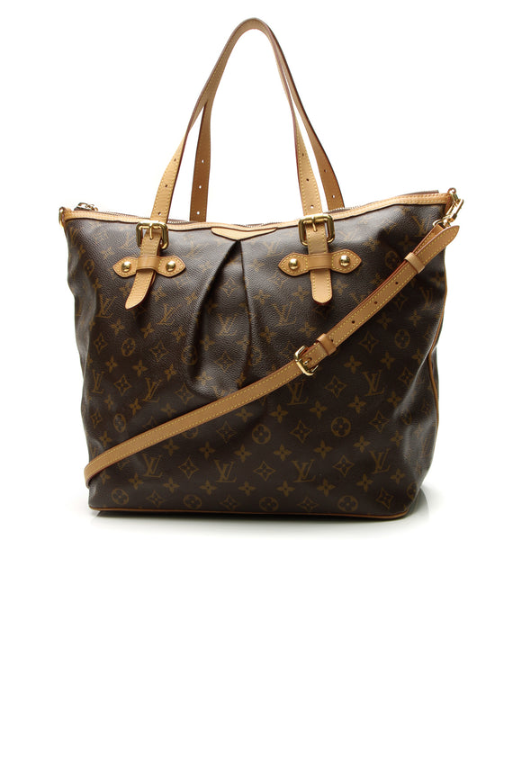 Louis Vuitton Palermo GM Bag - Monogram