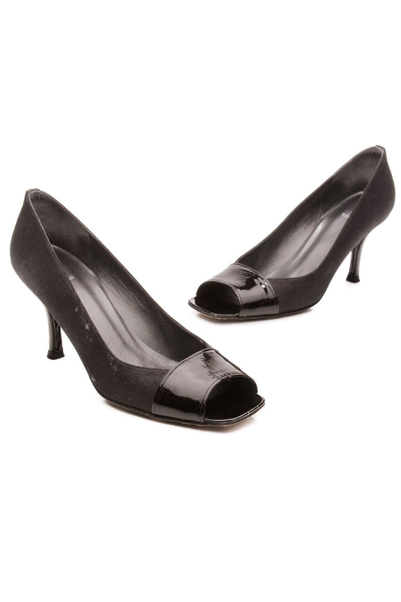 stuart-weitzman-peep-toe-pumps-black