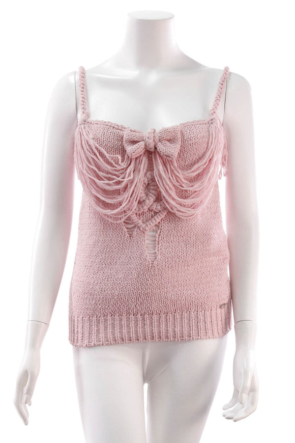 chanel-knit-bow-tank-top-light-pink
