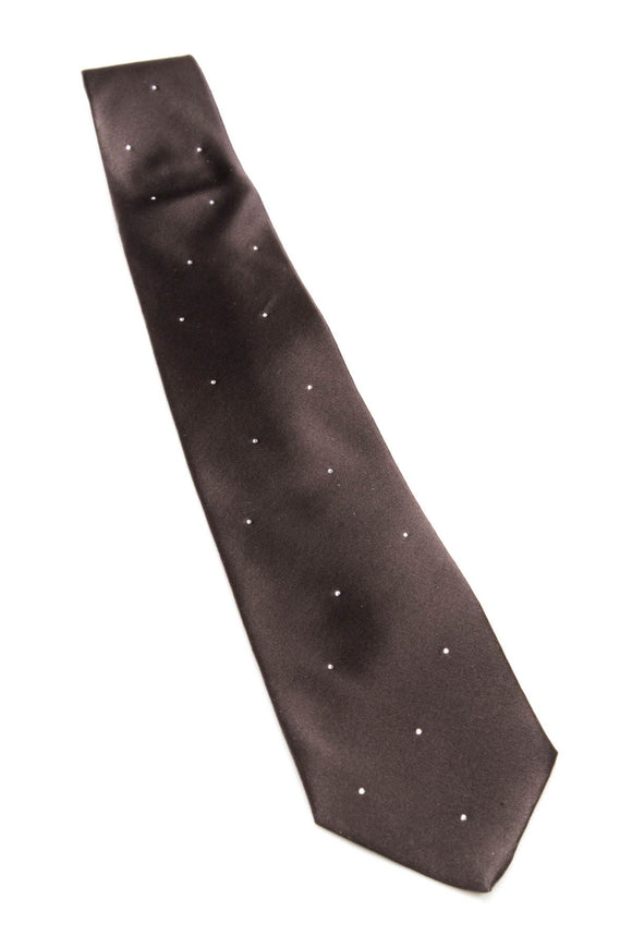 vitaliano-pancaldi-crystal-embellished-tie-black