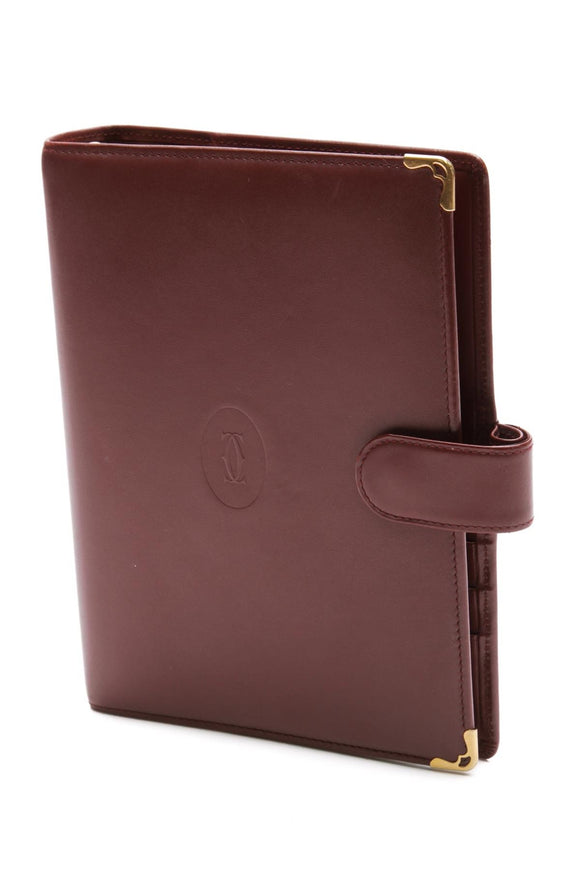 cartier-medium-agenda-cover-burgundy