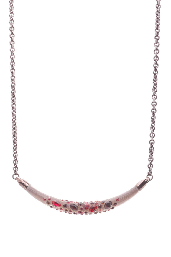 alexis-bittar-ruby-dust-crescent-necklace