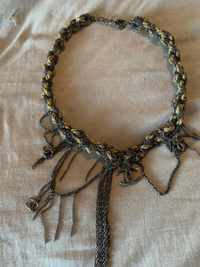 Chanel Ropes and Chains necklace