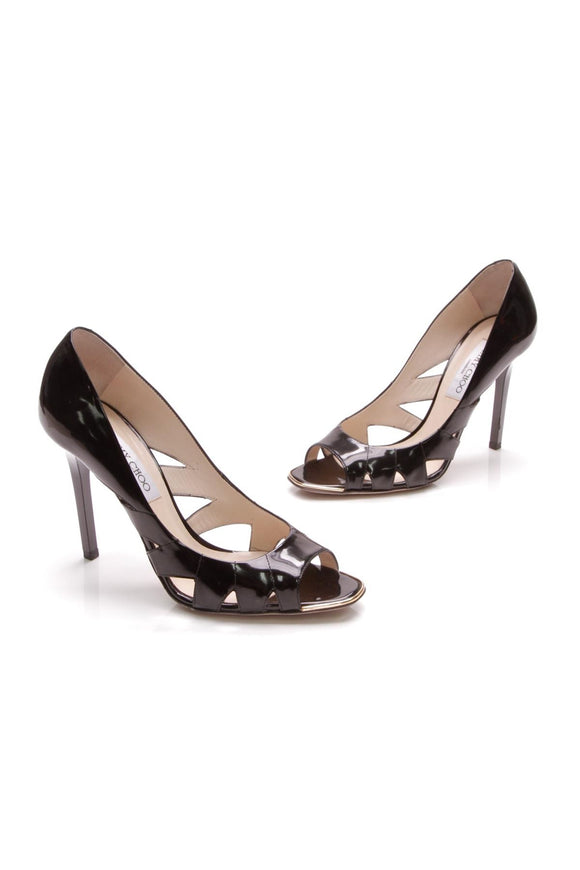 jimmy-choo-peep-toe-cutout-pumps-black