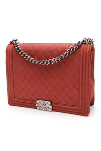 chanel-boy-bag-large-red-matte-caviar-leather
