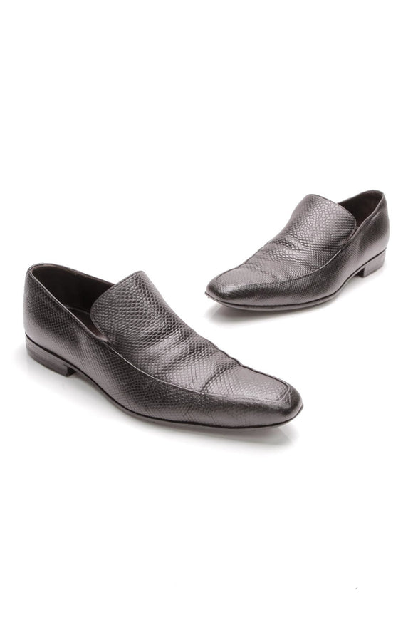 gucci-lizard-mens-loafers-black