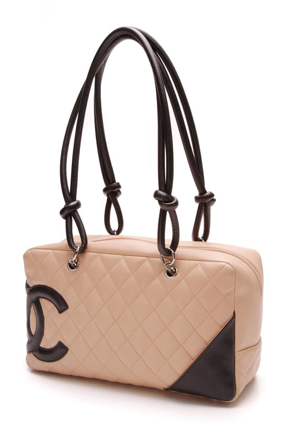 chanel-cambon-small-bowler-bag-beige