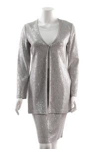 st-john-knit-embellished-2-piece-skirt-suit-silver