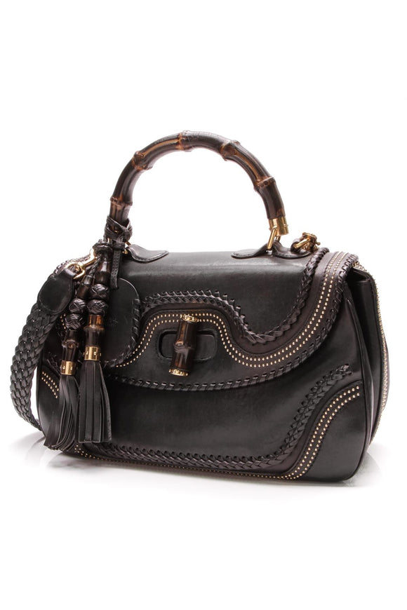 gucci-new-bamboo-top-handle-bag-black