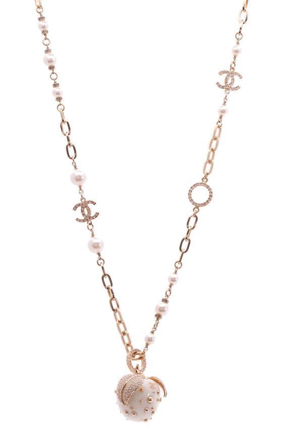 chanel-crystal-apple-long-necklace-gold