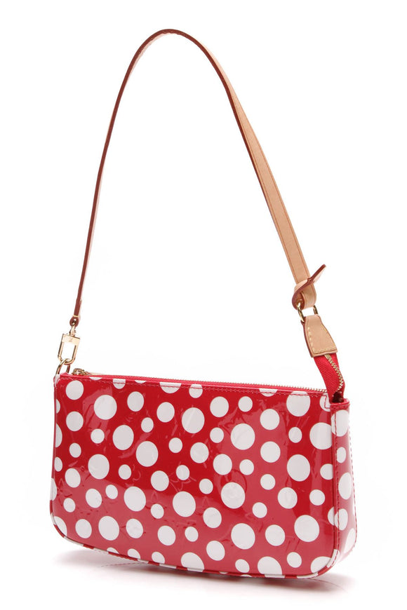 louis-vuitton-kusama-pochette-bag-redwhite