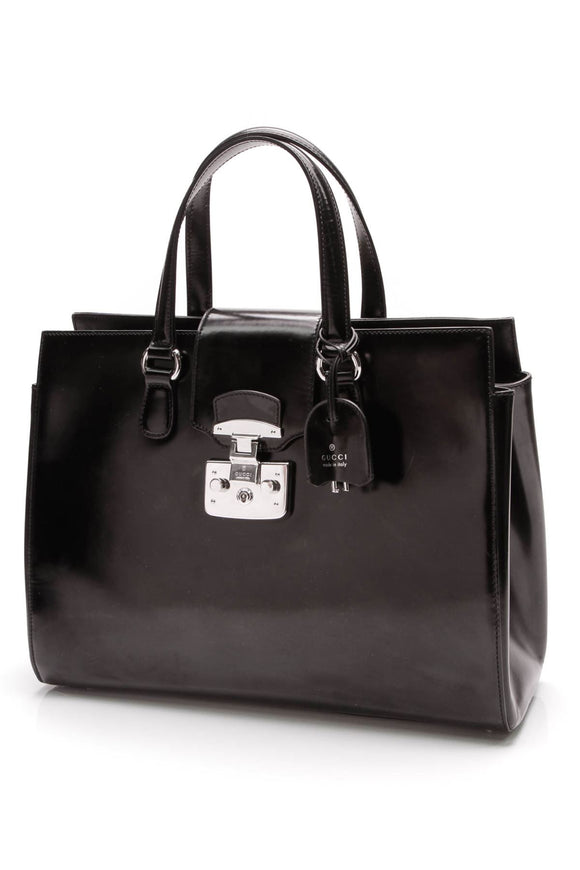 gucci-lady-lock-satchel-bag-black