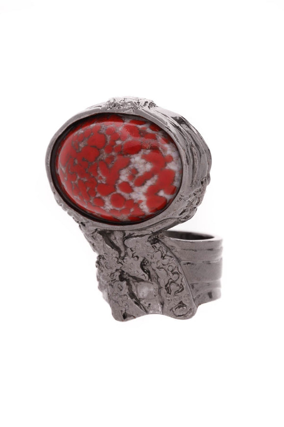yves-saint-laurent-arty-ring-silverred