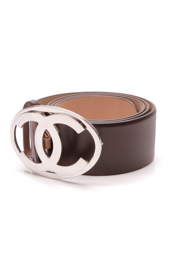 chanel-cc-logo-wide-belt-brown