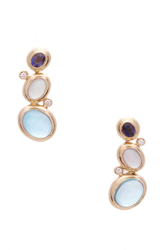 david-yurman-mosaic-earrings-18k-gold