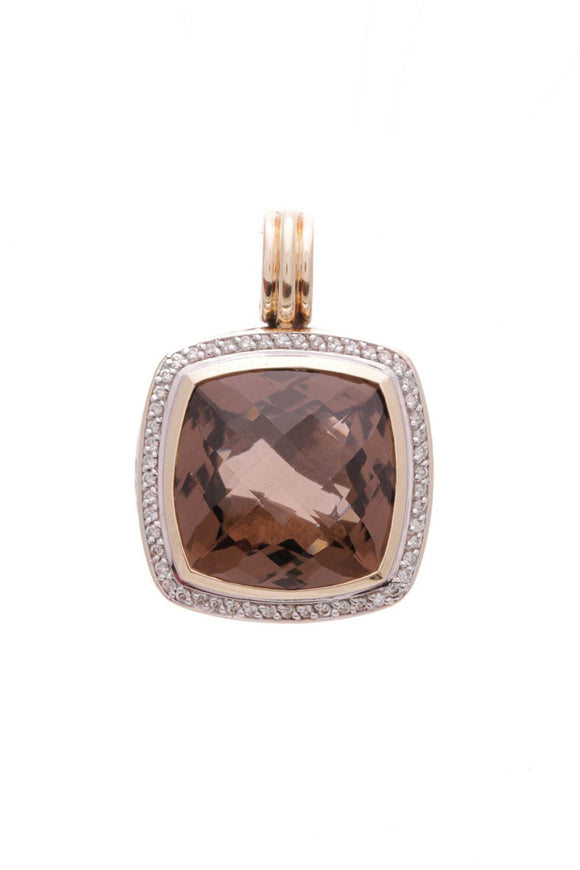 david-yurman-albion-pendant-smoky-quartz