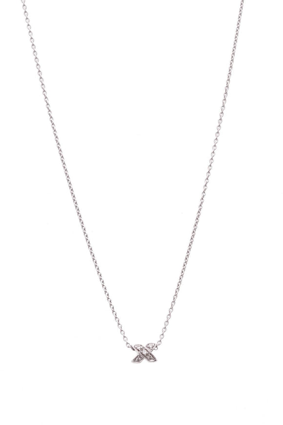 tiffany-co-diamond-mini-x-necklace-18k-white-gold