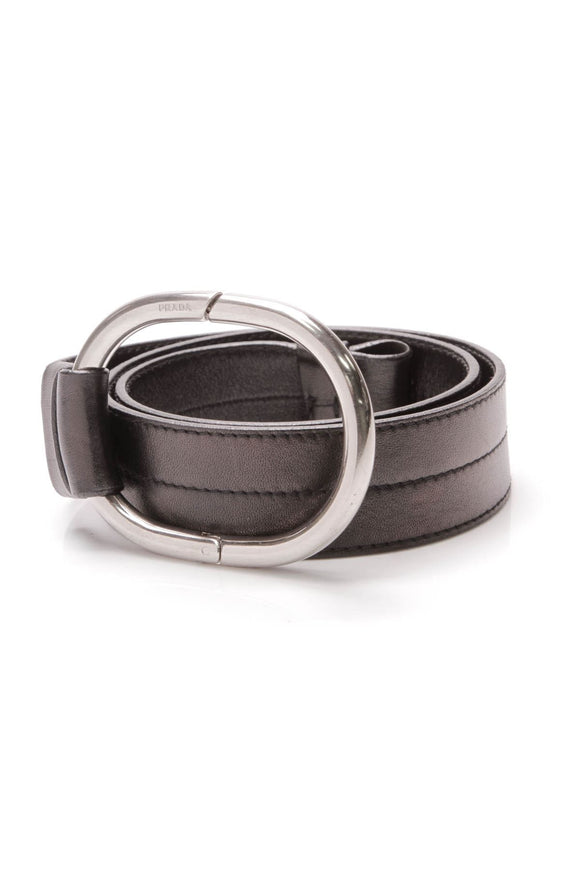 prada-oversized-buckle-belt-black