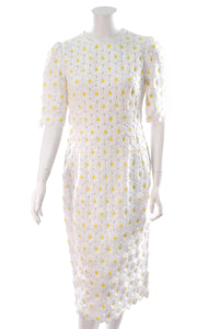 dolce-gabbana-daisy-macrame-dress-whiteyellow