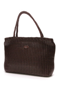 mulberry-vintage-woven-tote-bag-dark-brown