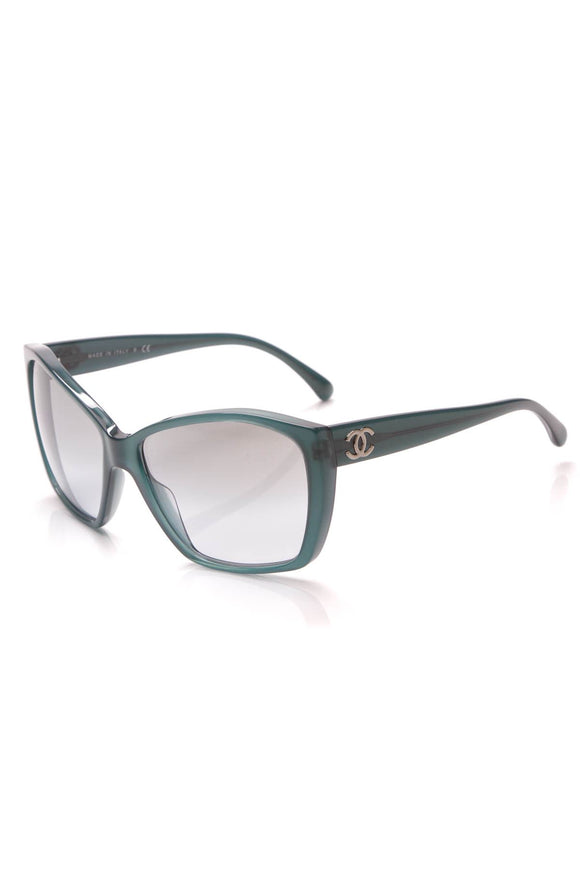 chanel-cc-glitter-cat-eye-sunglasses-5203-green