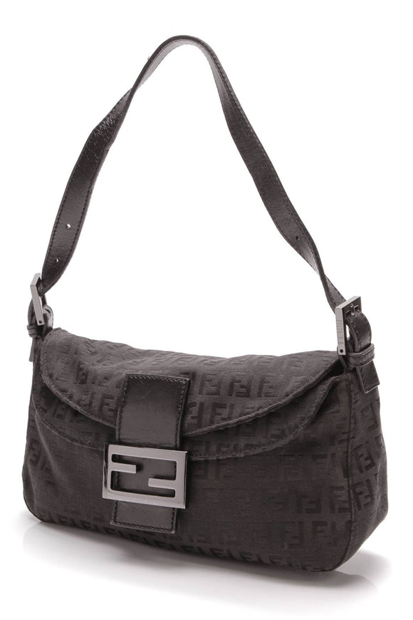 fendi-zucchino-baguette-bag-black