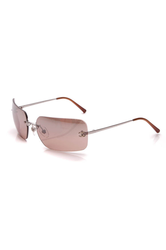 chanel-rimless-sunglasses-4017-brown