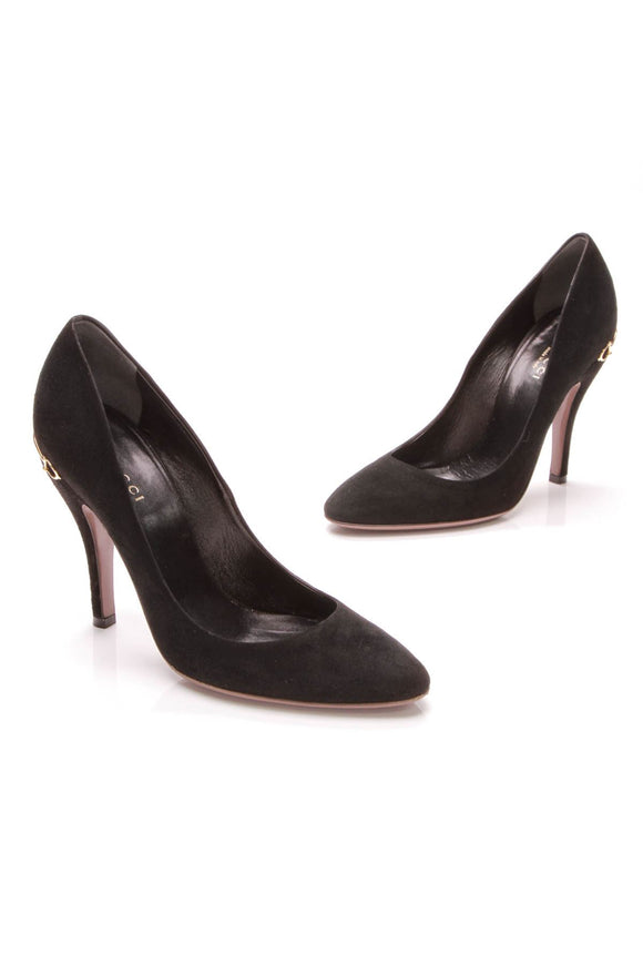 gucci-elizabeth-horsebit-pumps-black-suede