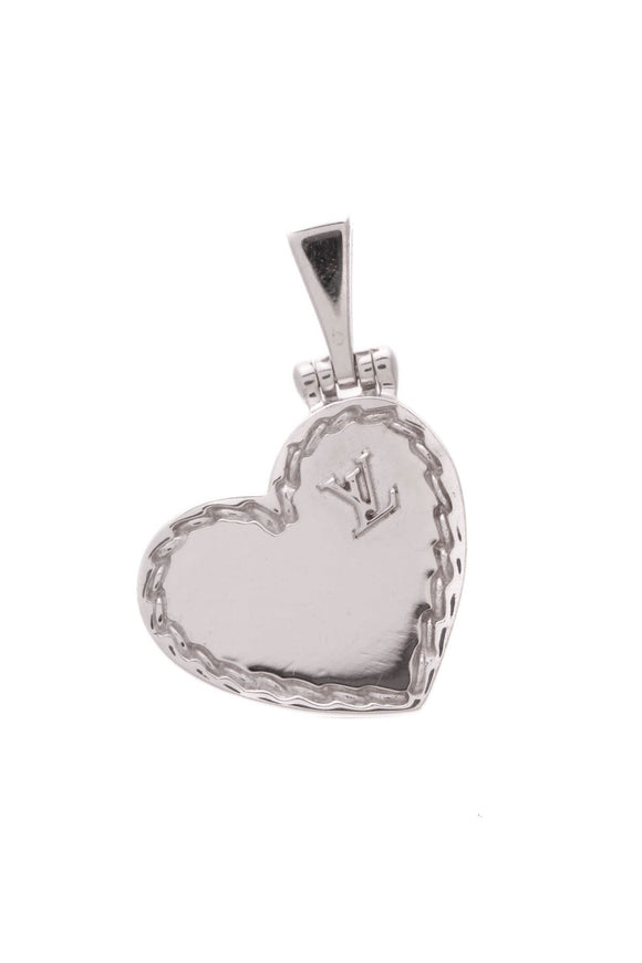 louis-vuitton-heart-locket-pendant-18k-white-gold