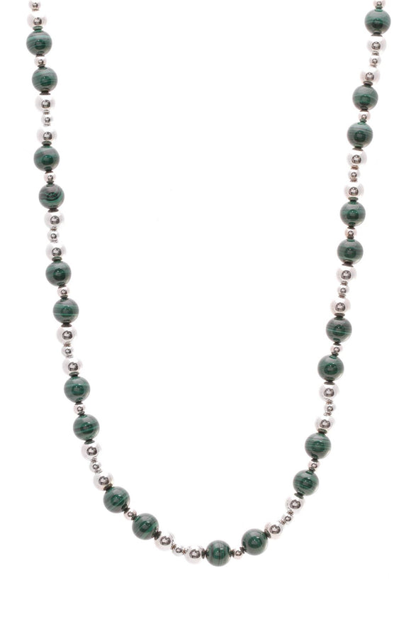 tiffany-co-malachite-bead-necklace