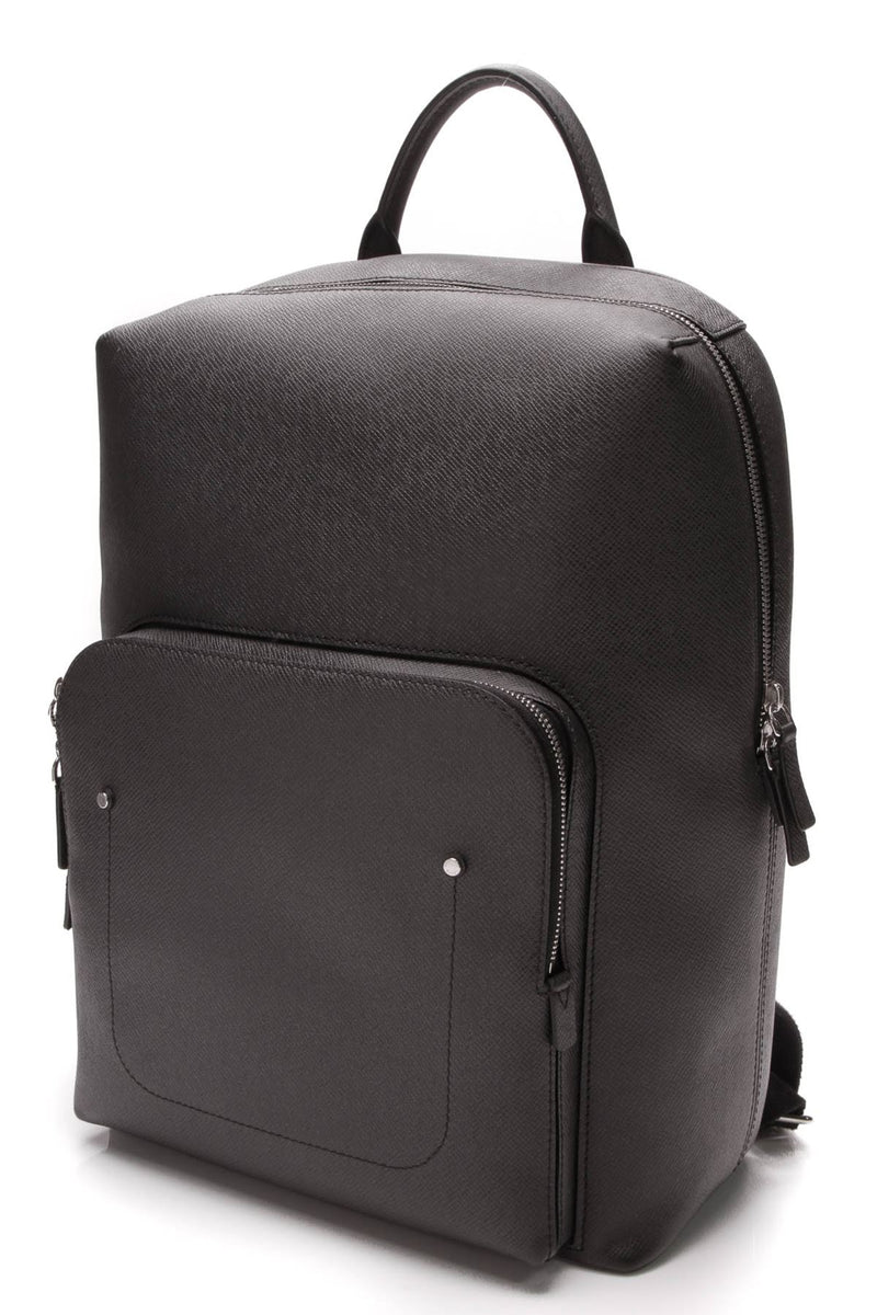 8a17e1d9dd34 Grigori Backpack - Black Taiga – Couture USA