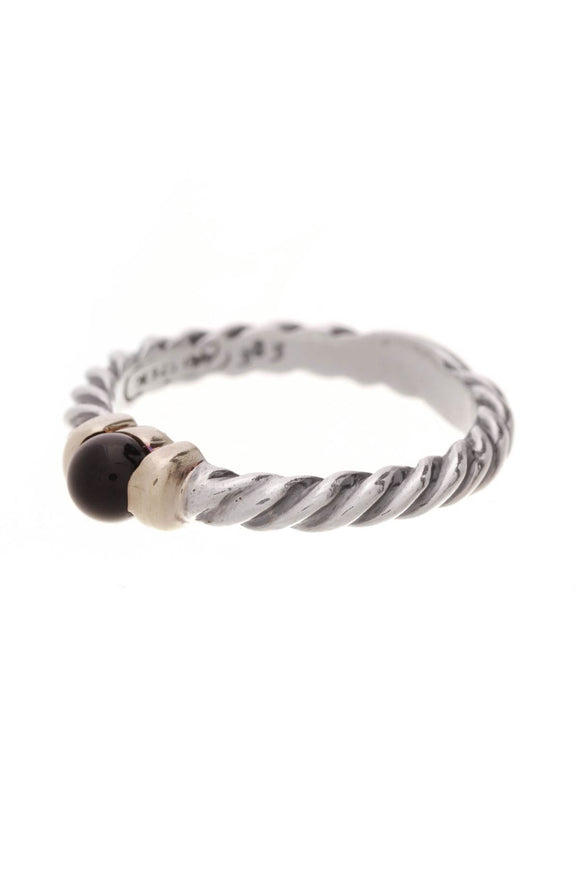 david-yurman-cable-stacking-ring-black-onyx