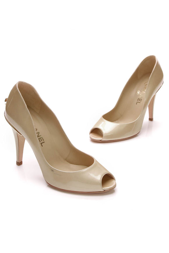 chanel-cc-peep-toe-pumps-beige