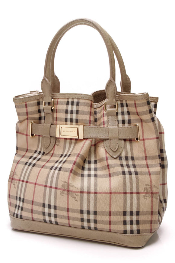 Golderton Tote Bag - Haymarket Check