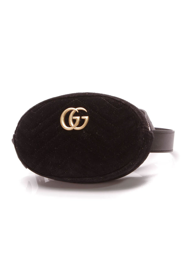 gucci-marmont-belt-bag-black-velvet