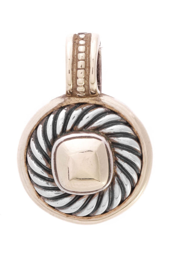 david-yurman-round-cable-pendant