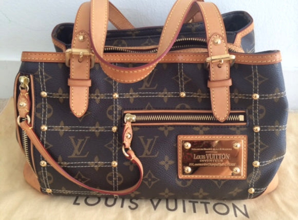 Louis Vuitton Sac Riveting bag