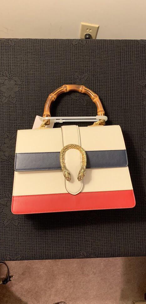 Gucci Dionysus Bamboo Top handle bag