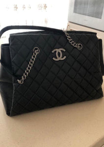 Chanel Quilted Chain Tote bag