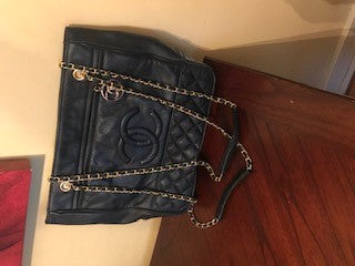 Chanel Quilted CC Chain bag