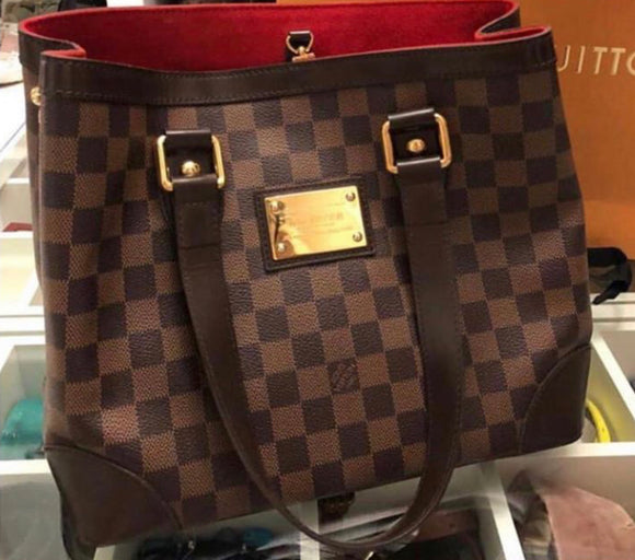 Louis Vuitton Hampstead bag
