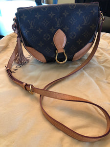 Louis Vuitton 2017 Saint Cloud bag
