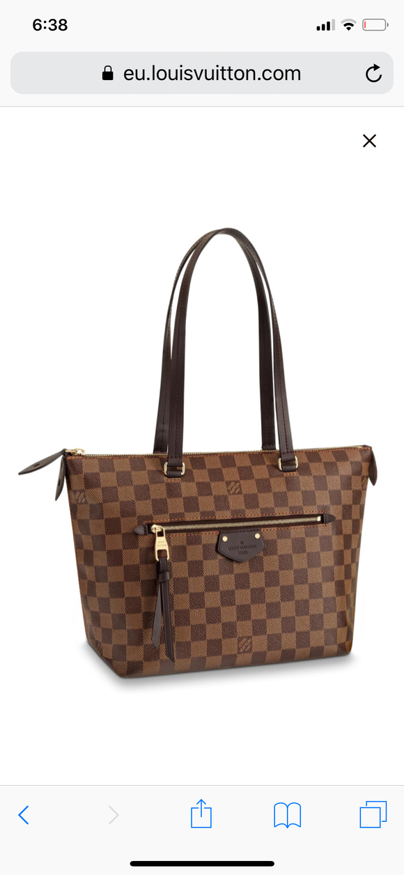 Louis vuitton iena pm