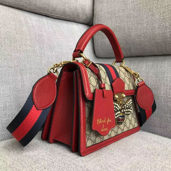 Gucci Queen Margret Top Handle bag
