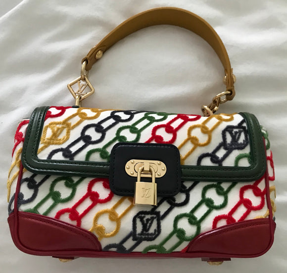 Louis Vuitton Charms Rabat Pochette bag