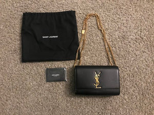 YSL Small Kate Chain bag